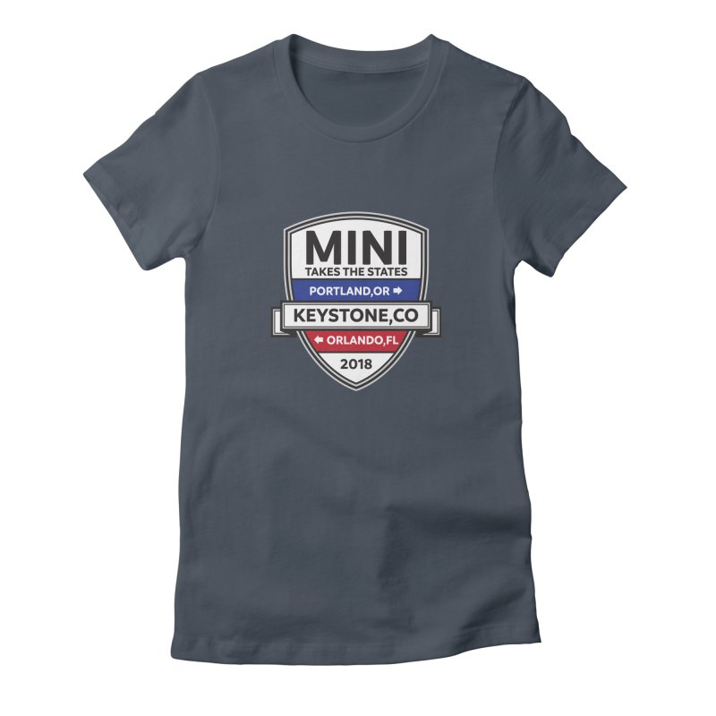 MTTS 2018 - Color Women's T-Shirt by TwistyMini Motoring Shirts