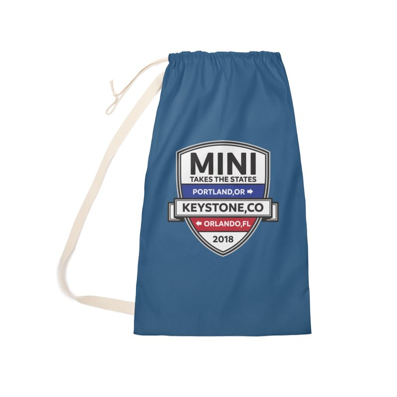 MTTS 2018 - Color Accessories Laundry Bag Bag by TwistyMini Motoring Shirts