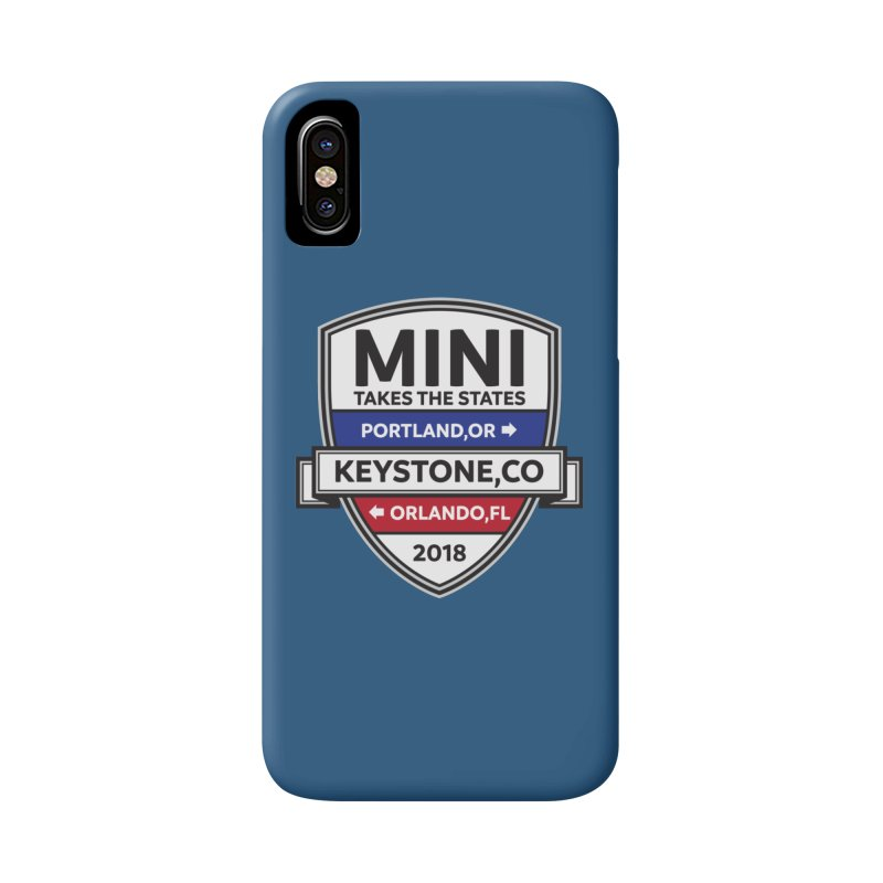 MTTS 2018 - Color Accessories Phone Case by TwistyMini Motoring Shirts
