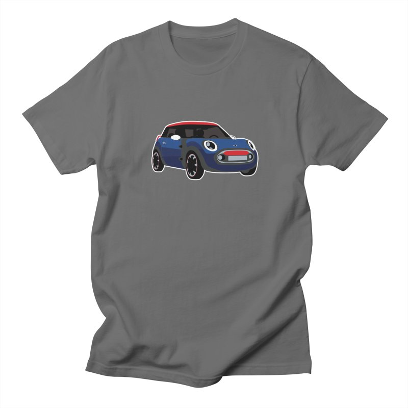 Rocketman Men's T-Shirt by TwistyMini Motoring Shirts