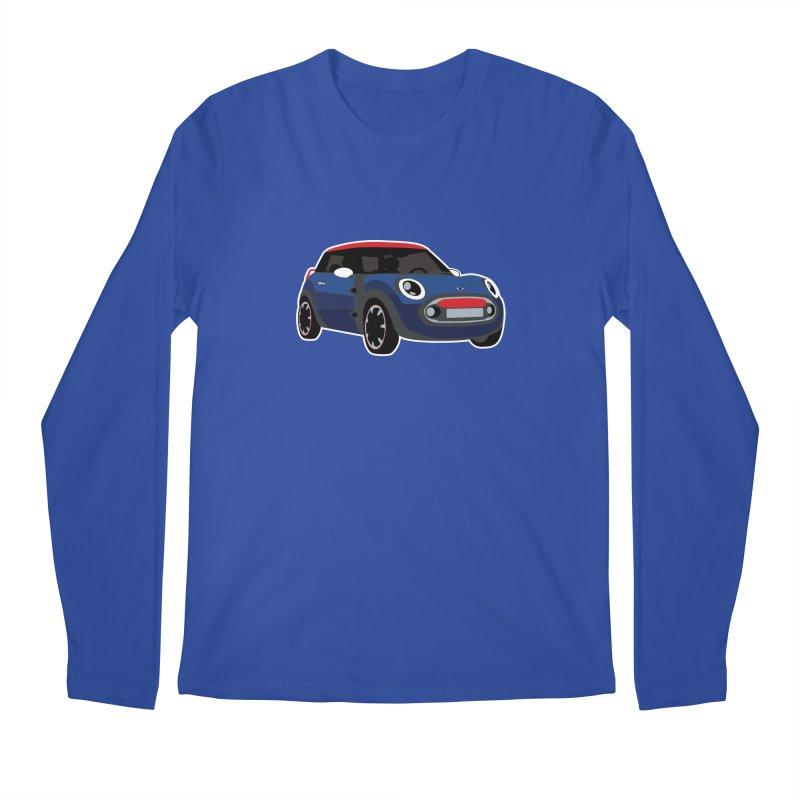 Rocketman Men's Regular Longsleeve T-Shirt by TwistyMini Motoring Shirts