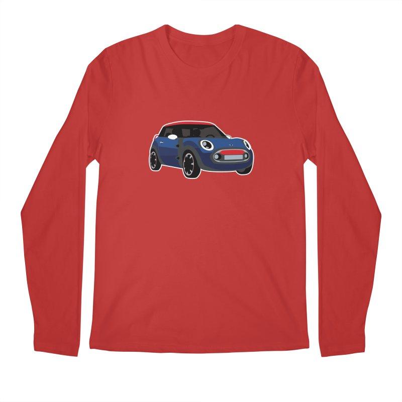 Rocketman Men's Longsleeve T-Shirt by TwistyMini Motoring Shirts