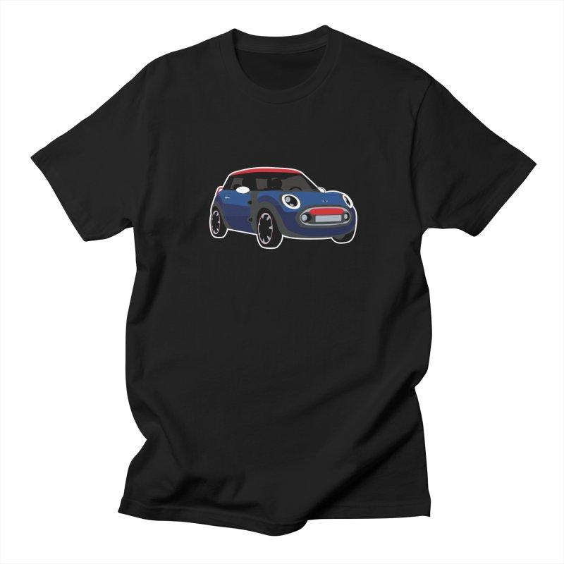 Rocketman Men's Regular T-Shirt by TwistyMini Motoring Shirts