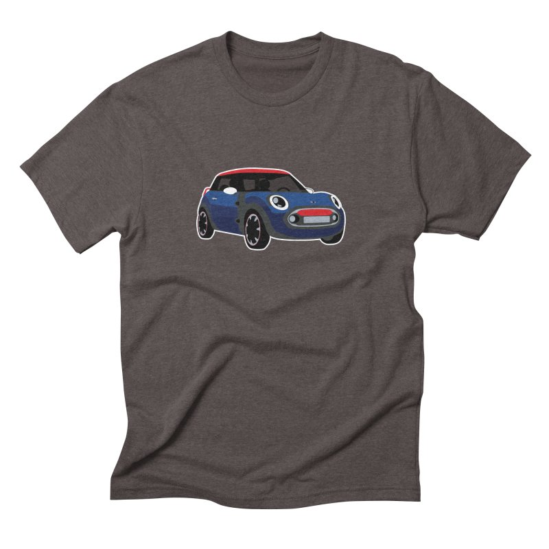Rocketman Men's Triblend T-Shirt by TwistyMini Motoring Shirts