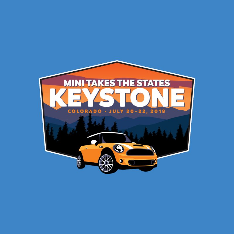 MTTS 2018 - Keystone Men's T-Shirt by TwistyMini Motoring Shirts