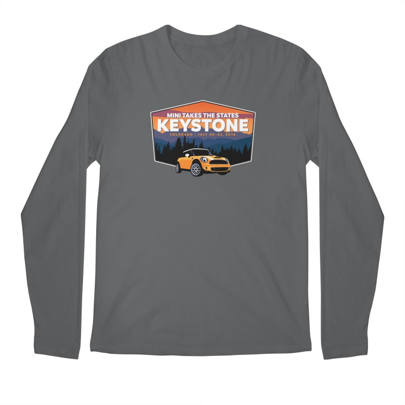 MTTS 2018 - Keystone Men's Longsleeve T-Shirt by TwistyMini Motoring Shirts