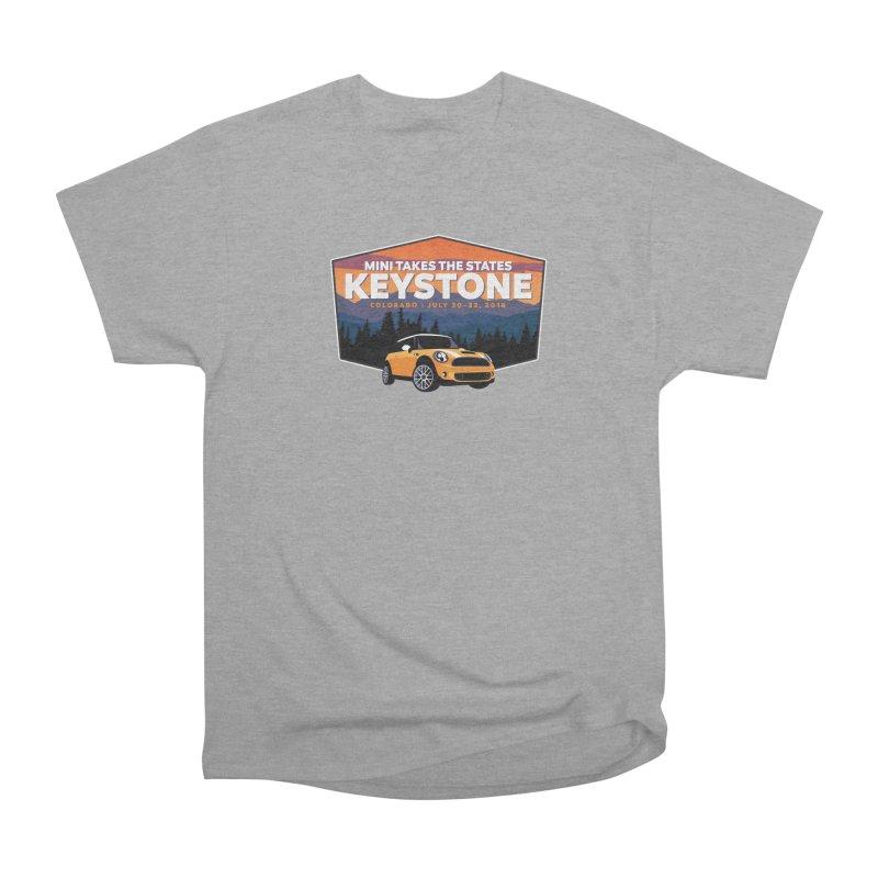 MTTS 2018 - Keystone Women's Heavyweight Unisex T-Shirt by TwistyMini Motoring Shirts