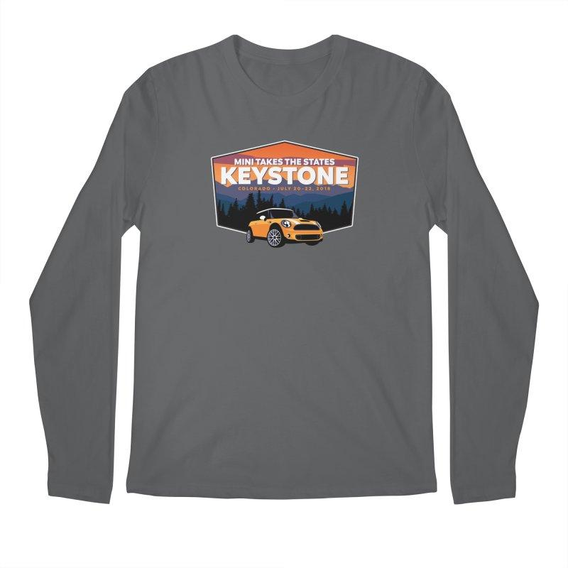 Keystone - MTTS 2018 Men's Longsleeve T-Shirt by TwistyMini Motoring Shirts