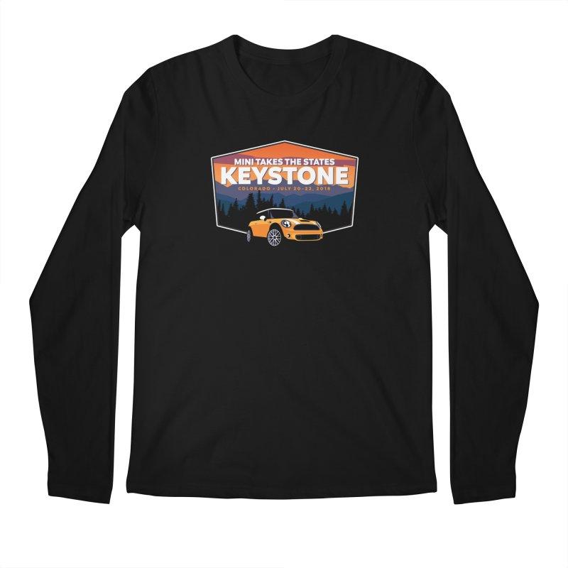 MTTS 2018 - Keystone Men's Regular Longsleeve T-Shirt by TwistyMini Motoring Shirts