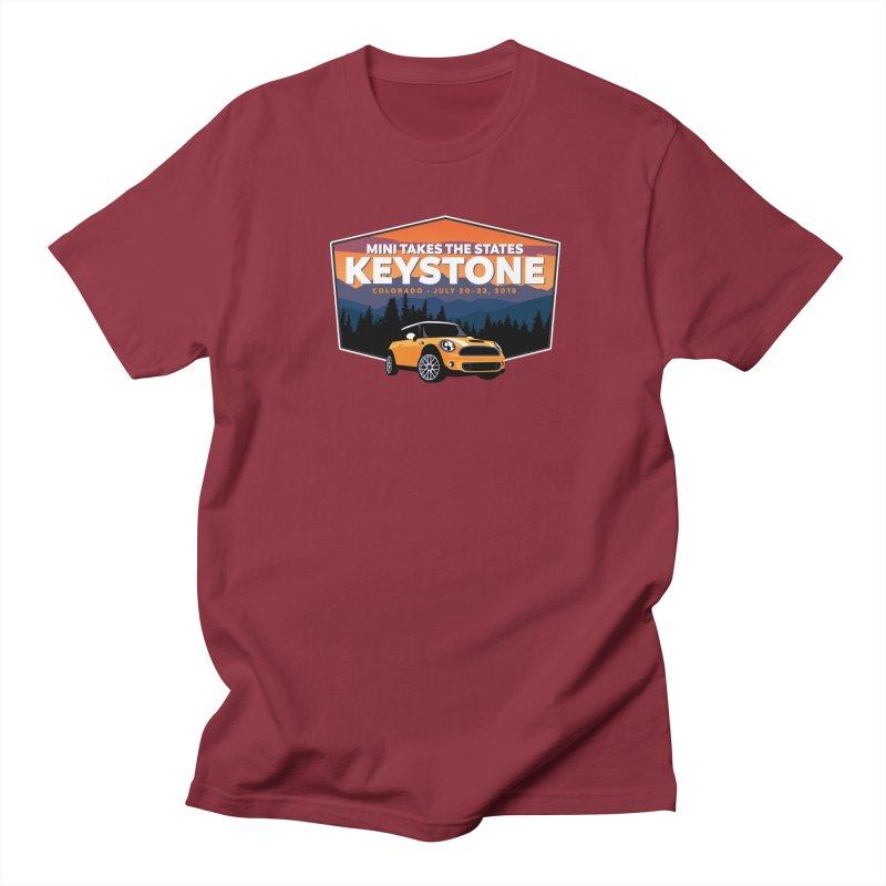 MTTS 2018 - Keystone Men's Regular T-Shirt by TwistyMini Motoring Shirts