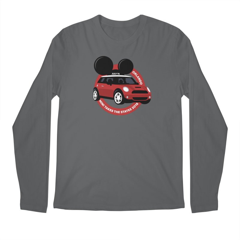 MTTS 2018 - Orlando Men's Longsleeve T-Shirt by TwistyMini Motoring Shirts