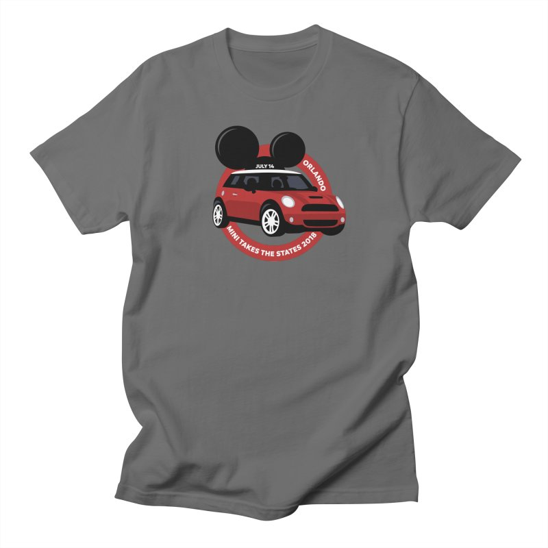 MTTS 2018 - Orlando Men's T-Shirt by TwistyMini Motoring Shirts