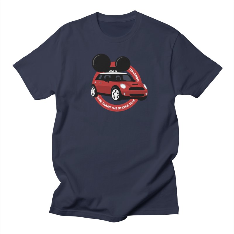 MTTS 2018 - Orlando Men's Regular T-Shirt by TwistyMini Motoring Shirts