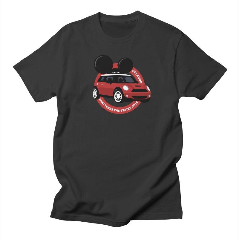 MTTS 2018 - Orlando Men's Regular T-Shirt by TwistyMini Motoring Shirts