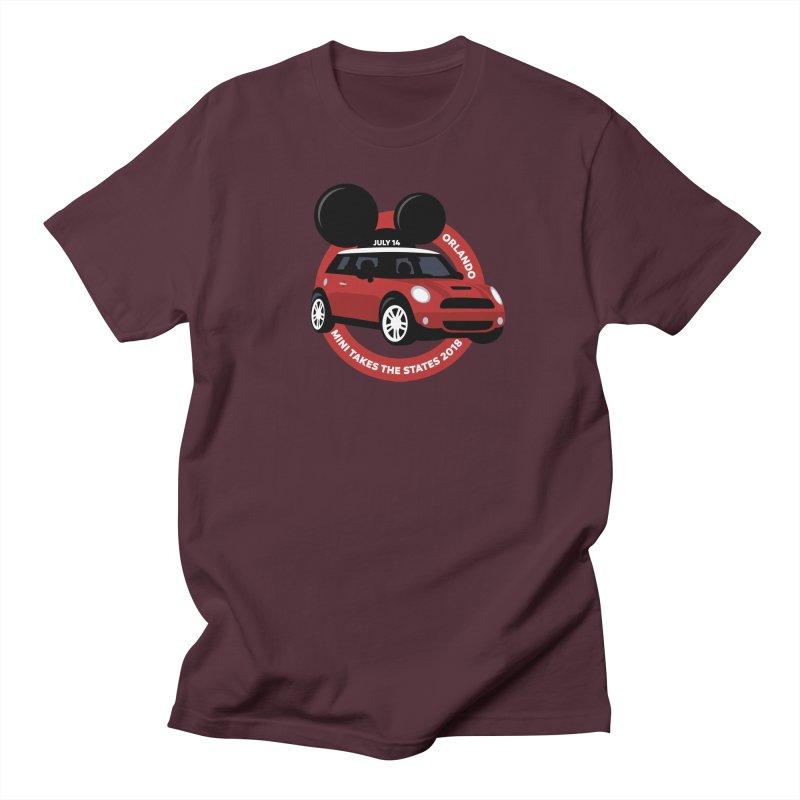 MTTS 2018 - Orlando Women's Regular Unisex T-Shirt by TwistyMini Motoring Shirts