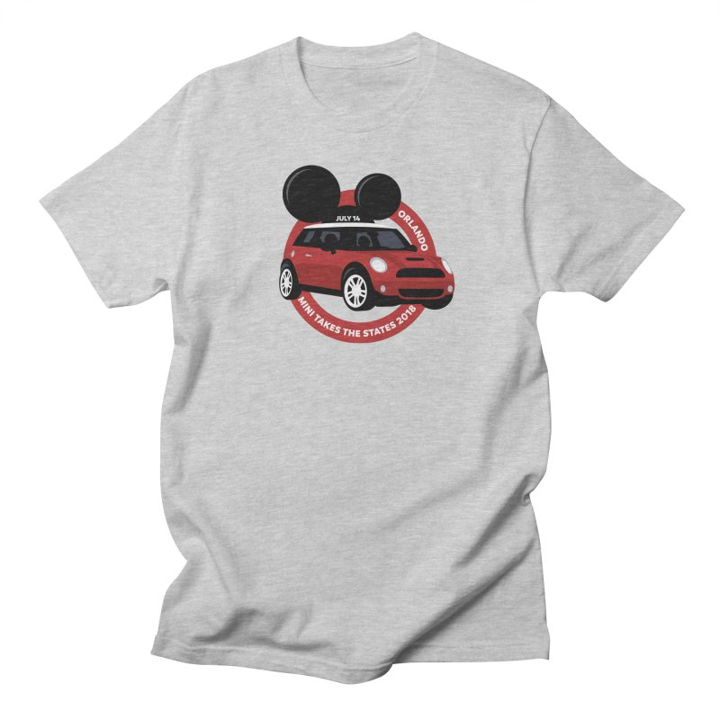 MTTS 2018 - Orlando Women's Regular Unisex T-Shirt by TwistyMini Motoring Shirts