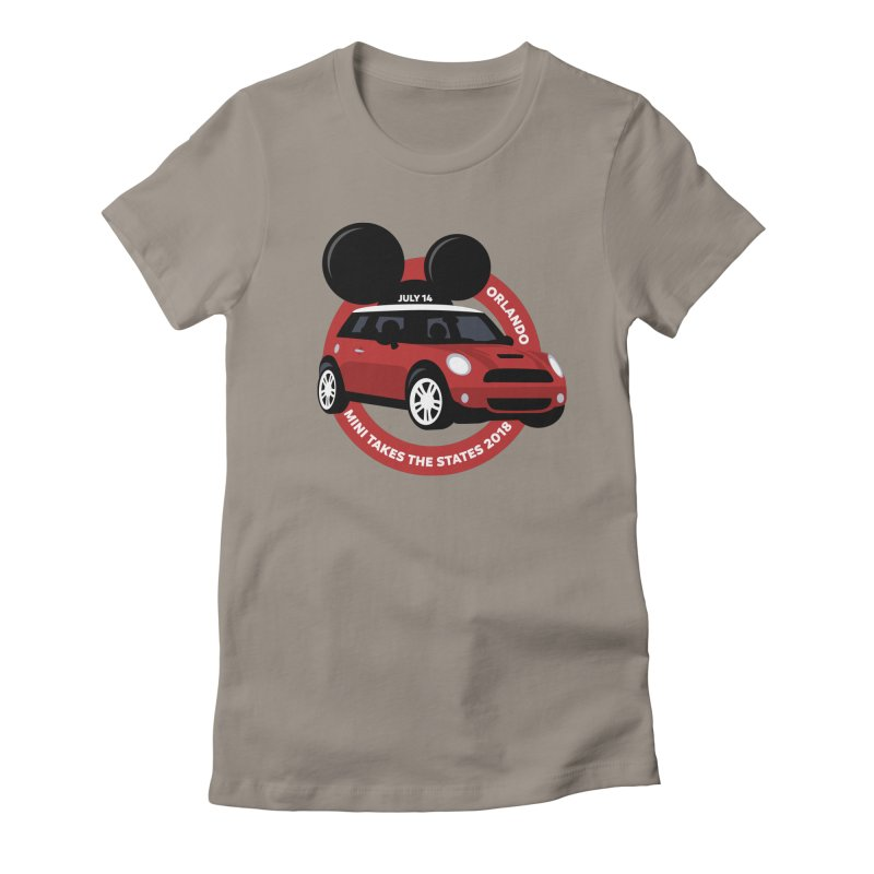 MTTS 2018 - Orlando Women's Fitted T-Shirt by TwistyMini Motoring Shirts