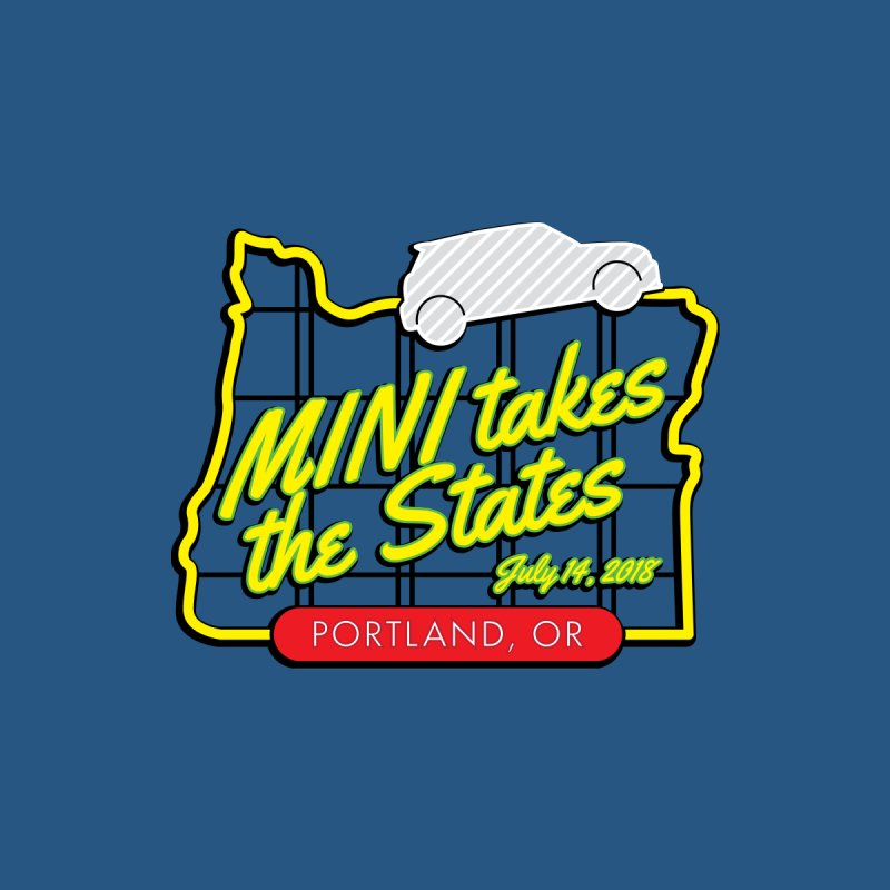 Portland - MTTS 2018 by TwistyMini Motoring Shirts