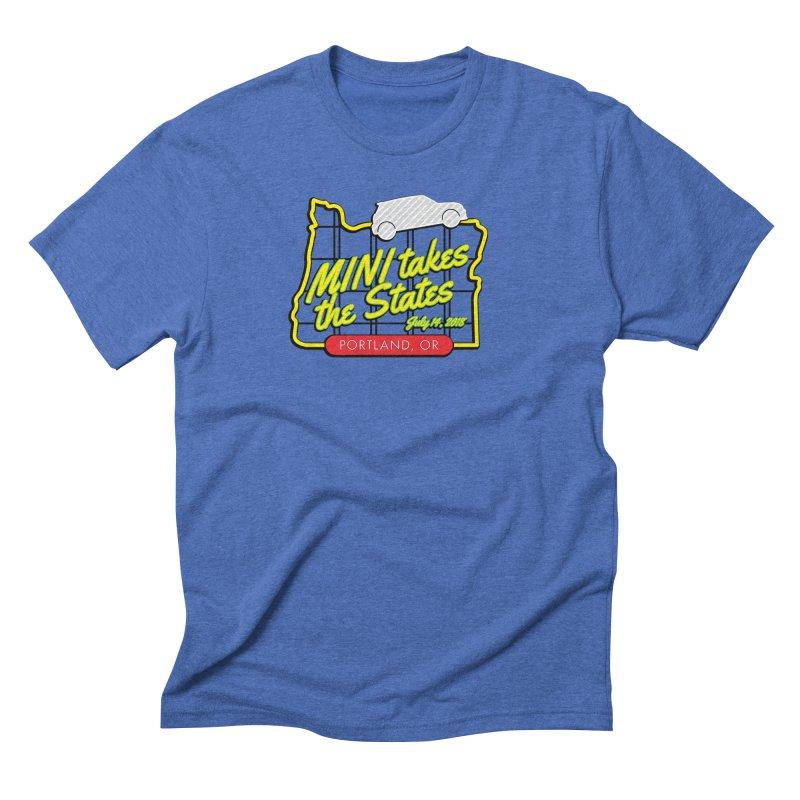 MTTS 2018 - Portland Men's T-Shirt by TwistyMini Motoring Shirts