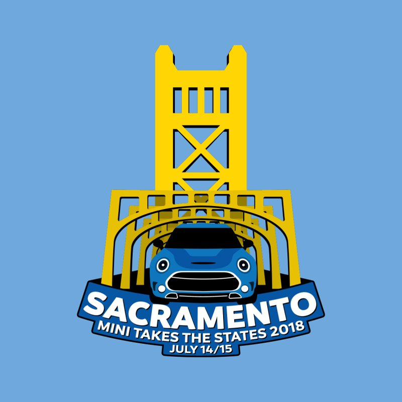 MTTS 2018 - Sacramento Women's T-Shirt by TwistyMini Motoring Shirts