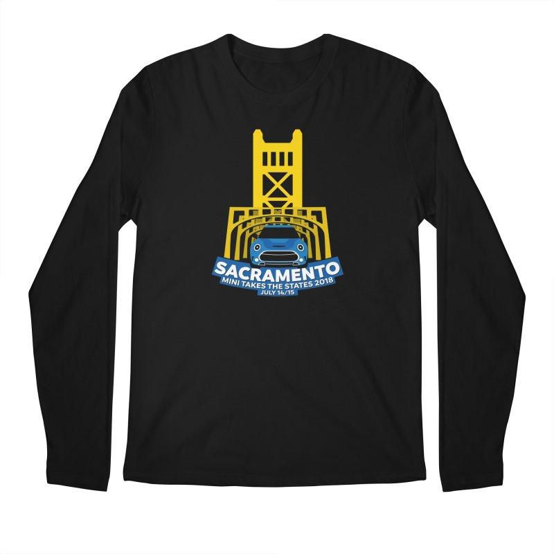 MTTS 2018 - Sacramento Men's Regular Longsleeve T-Shirt by TwistyMini Motoring Shirts