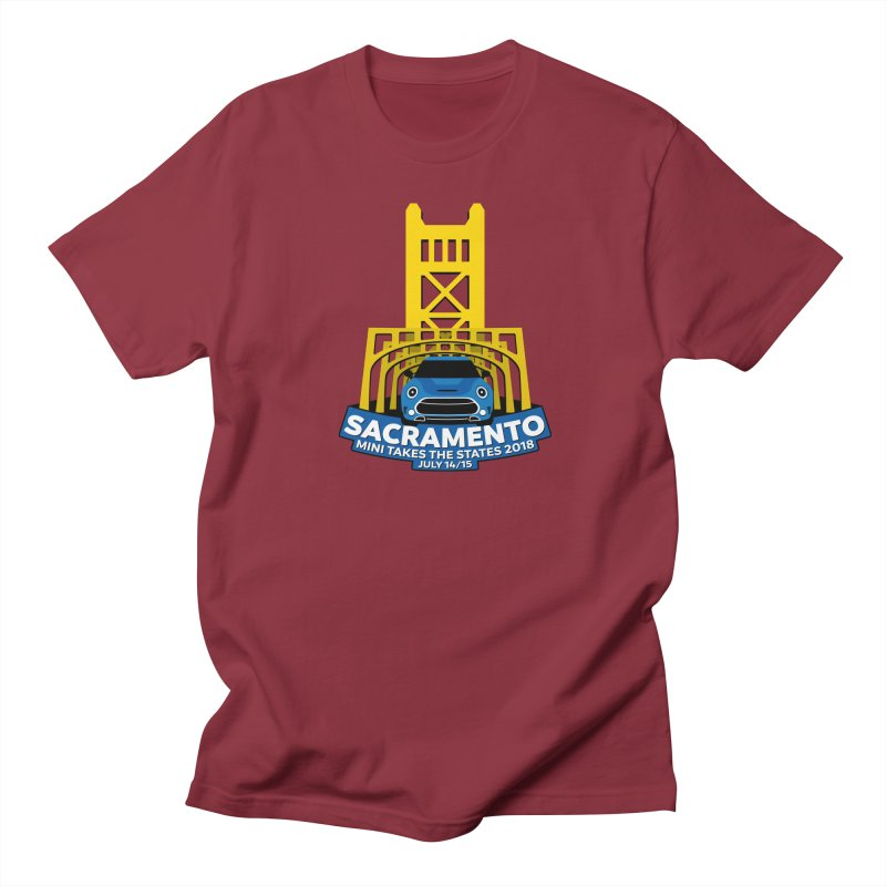 MTTS 2018 - Sacramento Women's Regular Unisex T-Shirt by TwistyMini Motoring Shirts