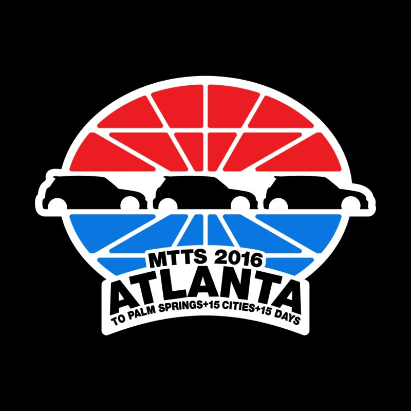 Atlanta - MTTS2016 by TwistyMini Motoring Shirts