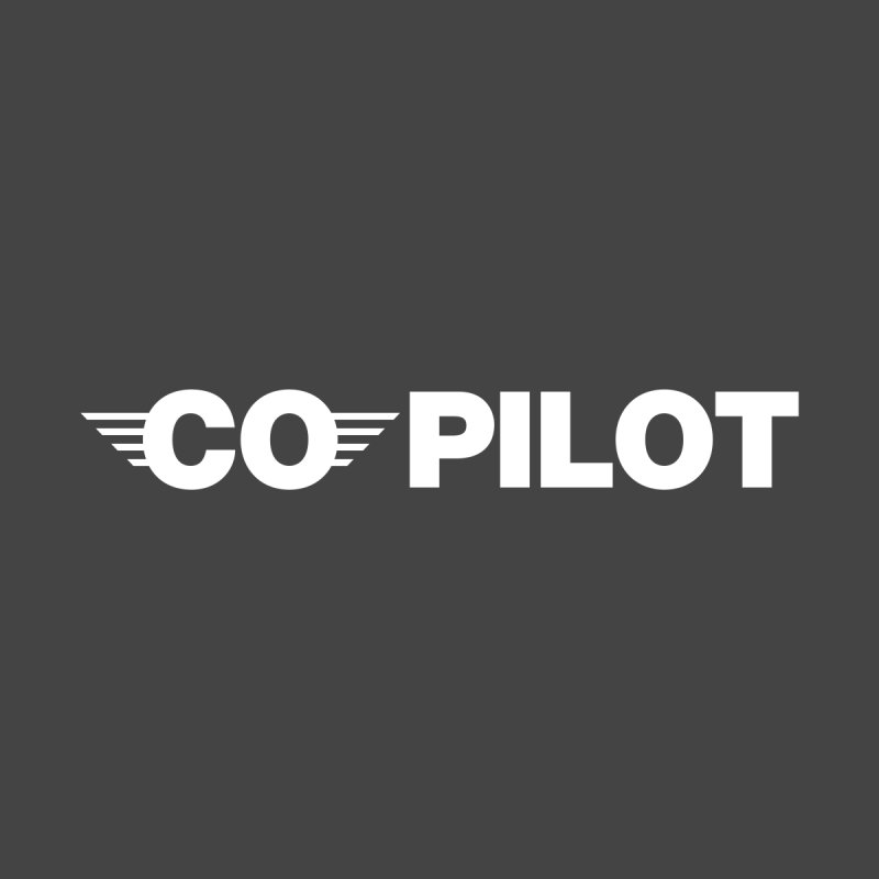 Co-Pilot by TwistyMini Motoring Shirts