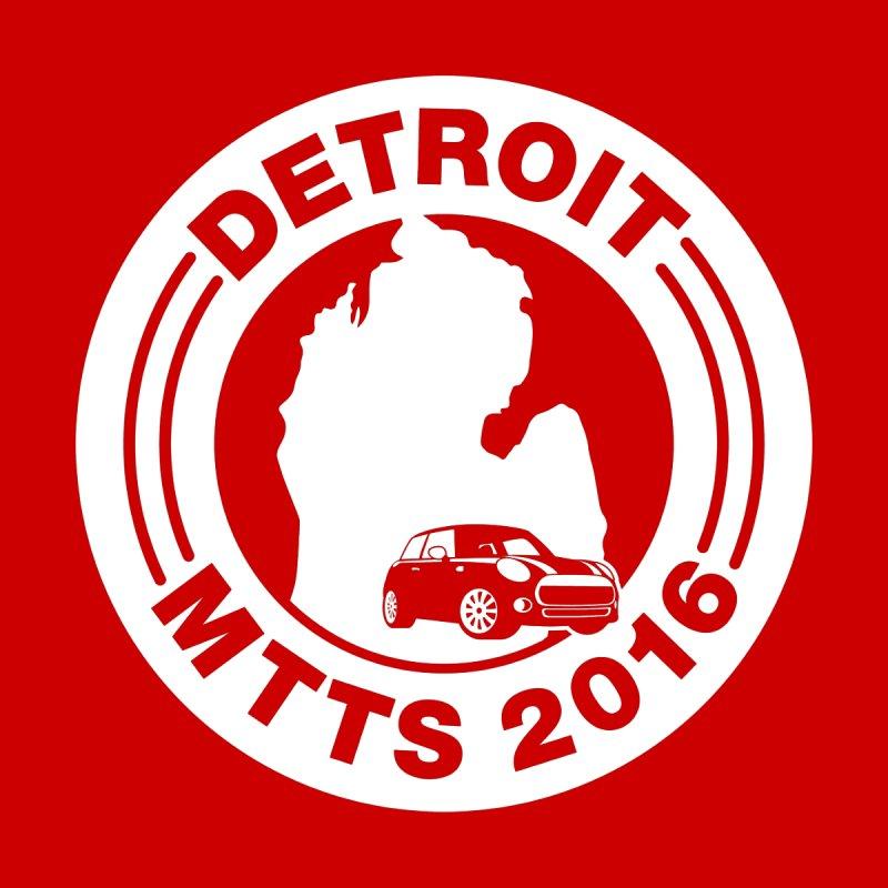 Detroit –MTTS 2016 by TwistyMini Motoring Shirts
