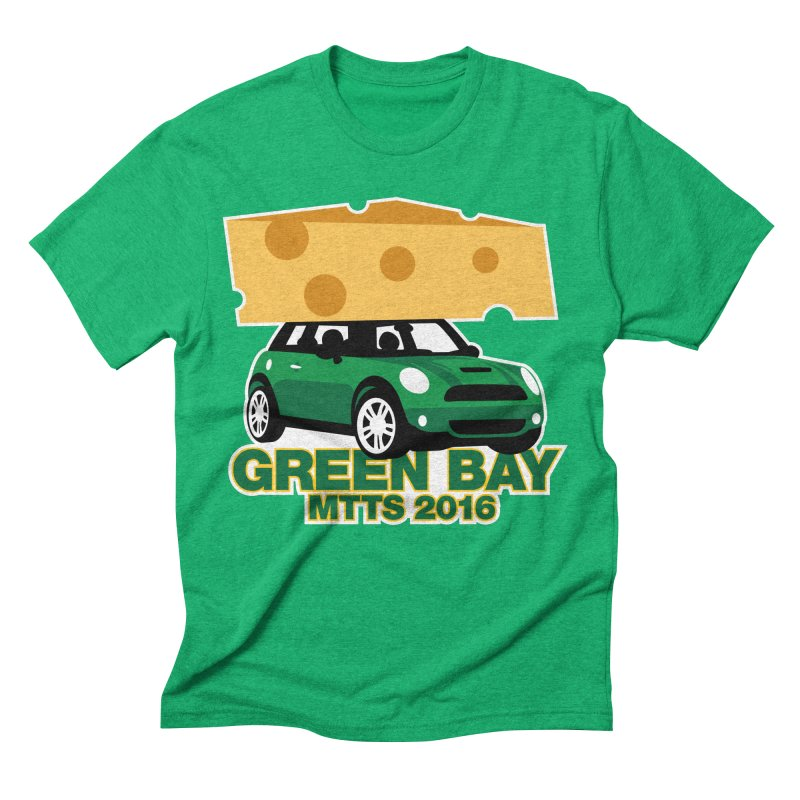 Green Bay – MTTS 2016 by TwistyMini Motoring Shirts