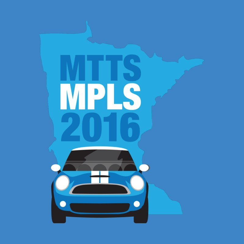 Minneapolis – MTTS 2016 by TwistyMini Motoring Shirts