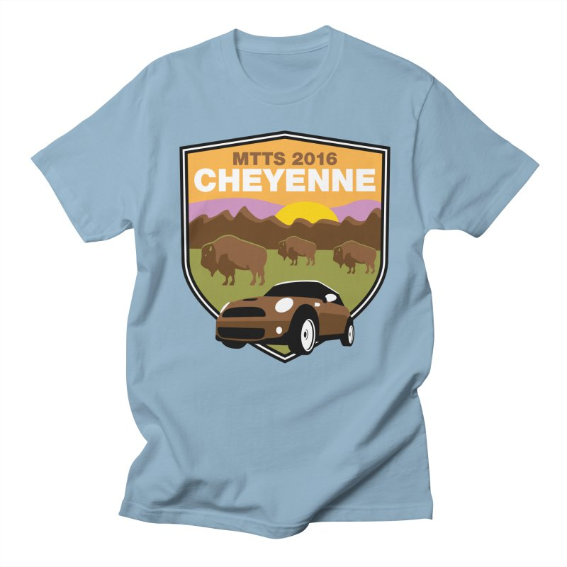 Cheyenne – MTTS 2016 Men's T-Shirt by TwistyMini Motoring Shirts