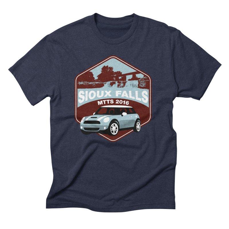 Sioux Falls – MTTS 2016 Men's Triblend T-Shirt by TwistyMini Motoring Shirts
