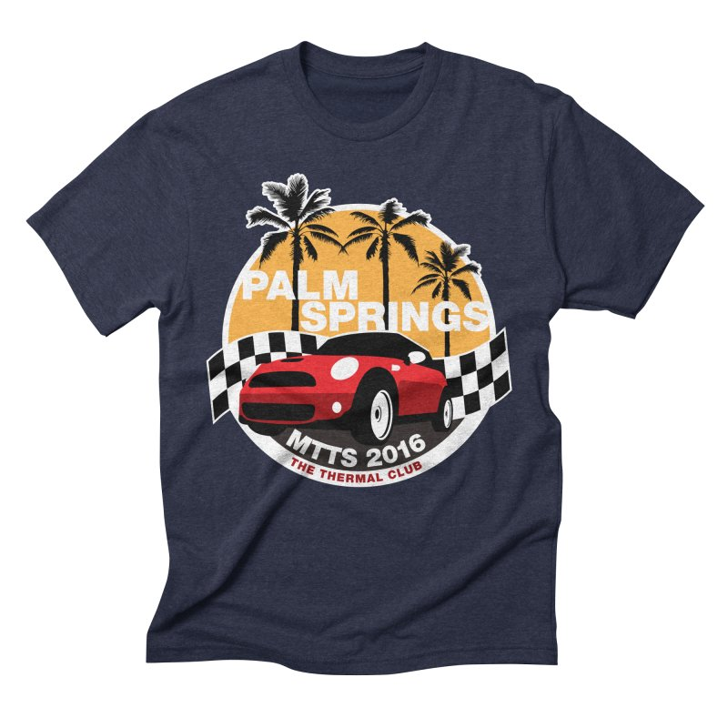 Palm Springs – MTTS 2016 by TwistyMini Motoring Shirts