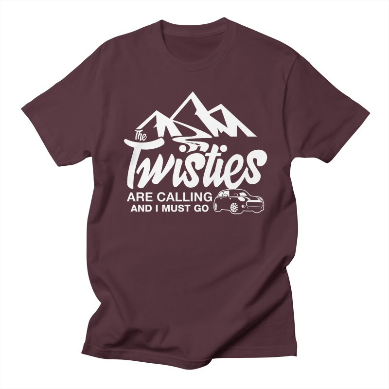 The Twists are Calling by TwistyMini Motoring Shirts