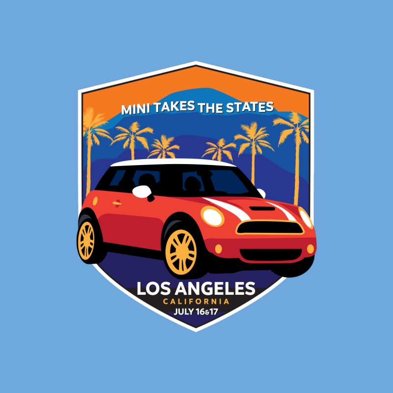 MTTS 2018 - Los Angeles by TwistyMini Motoring Shirts
