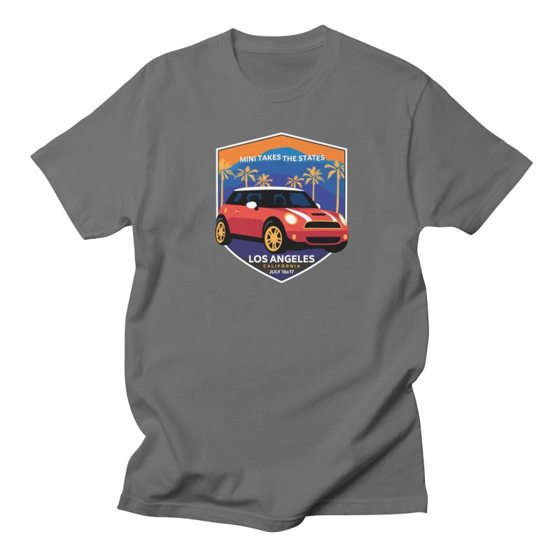 MTTS 2018 - Los Angeles Men's T-Shirt by TwistyMini Motoring Shirts