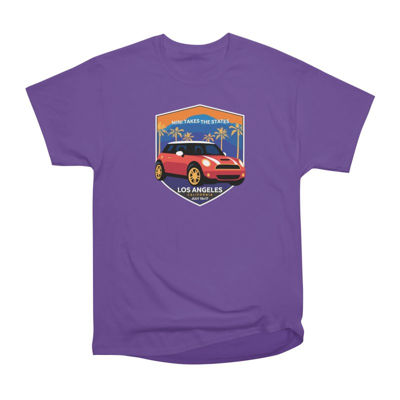 MTTS 2018 - Los Angeles Women's Heavyweight Unisex T-Shirt by TwistyMini Motoring Shirts