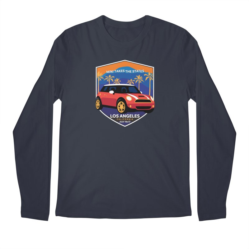 MTTS 2018 - Los Angeles Men's Regular Longsleeve T-Shirt by TwistyMini Motoring Shirts