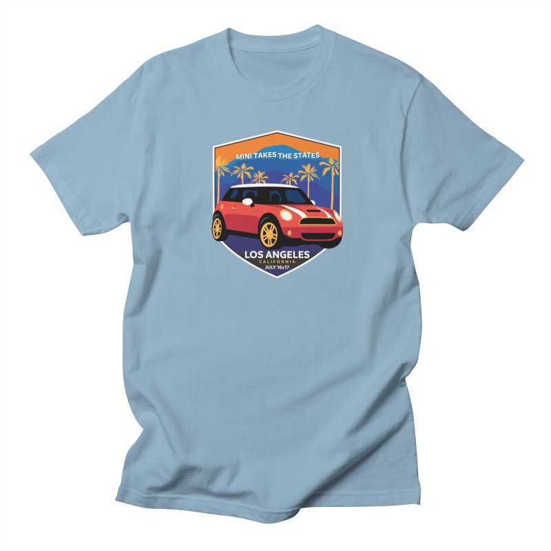 MTTS 2018 - Los Angeles Women's Regular Unisex T-Shirt by TwistyMini Motoring Shirts