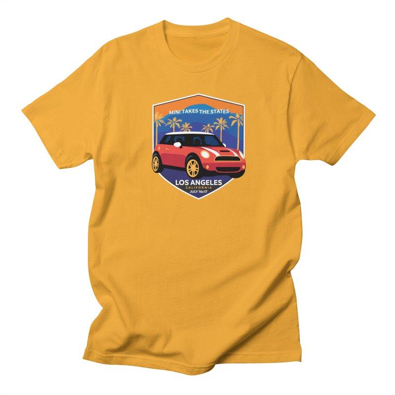 MTTS 2018 - Los Angeles Men's Regular T-Shirt by TwistyMini Motoring Shirts