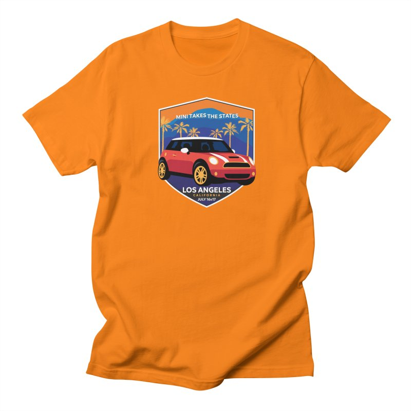 MTTS 2018 - Los Angeles Men's Regular T-Shirt by TwistyMini Motoring Shirts