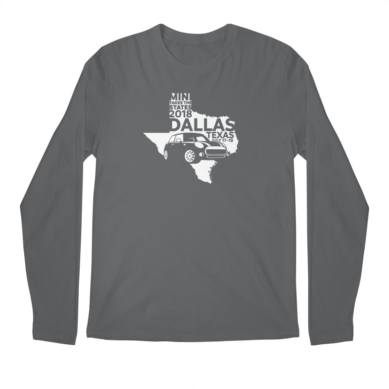 MTTS 2018 - Dallas Men's Longsleeve T-Shirt by TwistyMini Motoring Shirts