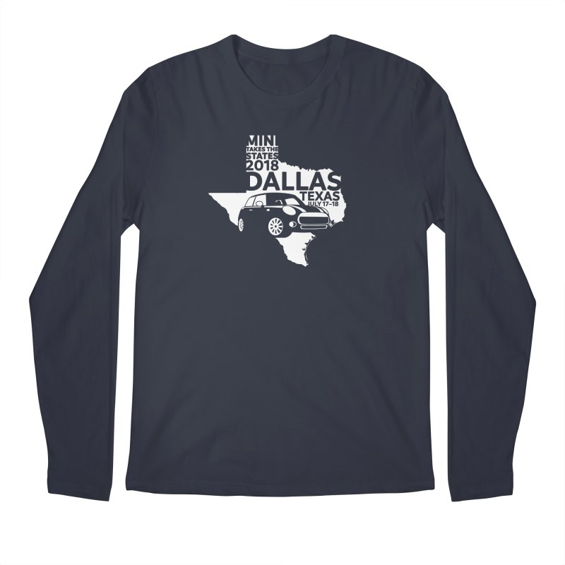MTTS 2018 - Dallas Men's Regular Longsleeve T-Shirt by TwistyMini Motoring Shirts