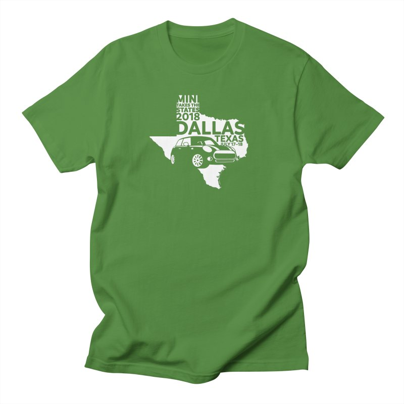 MTTS 2018 - Dallas Men's T-Shirt by TwistyMini Motoring Shirts