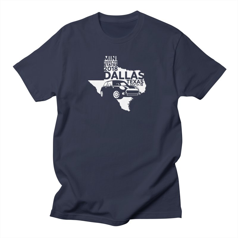 MTTS 2018 - Dallas Men's Regular T-Shirt by TwistyMini Motoring Shirts
