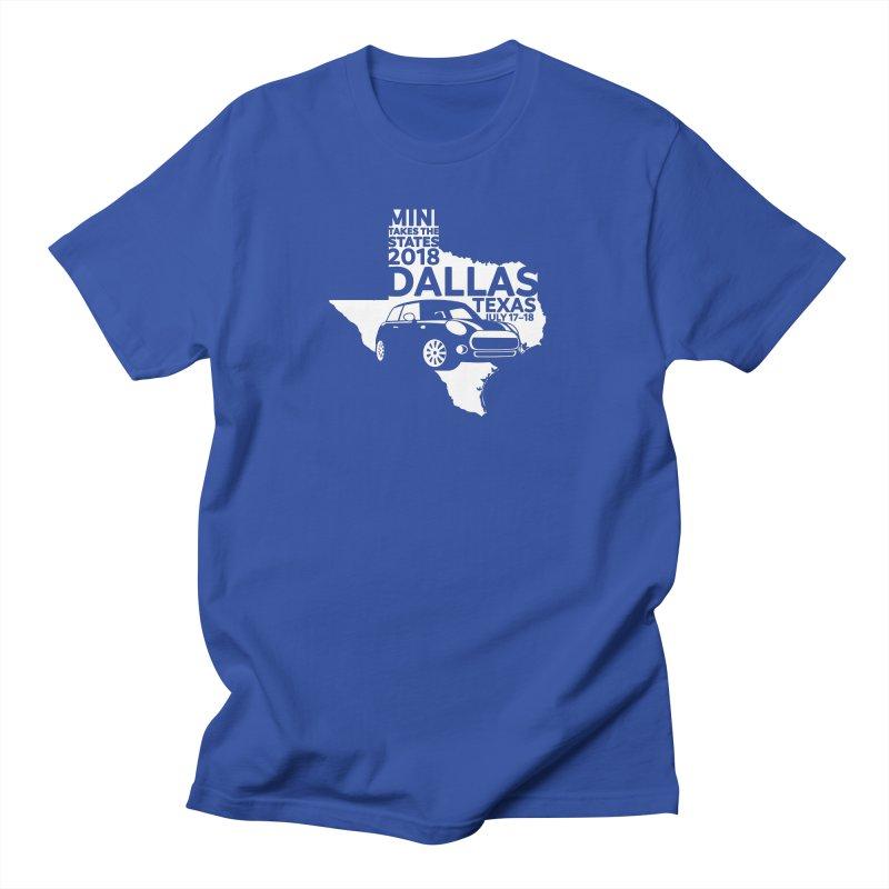 MTTS 2018 - Dallas Men's Regular T-Shirt by TwistyMini Motoring Shirts