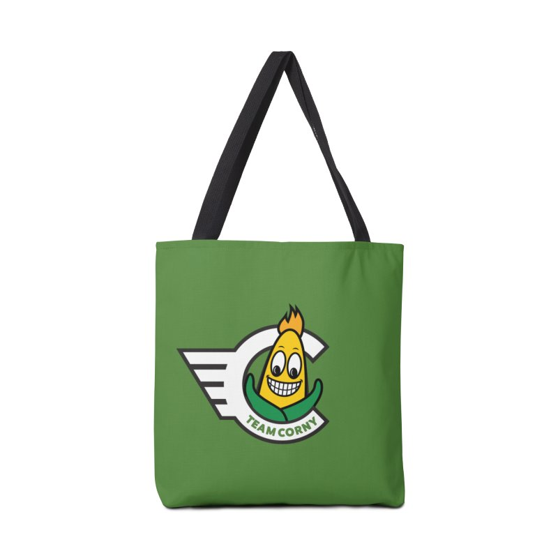 Team Corny 2018 Accessories Tote Bag Bag by TwistyMini Motoring Shirts