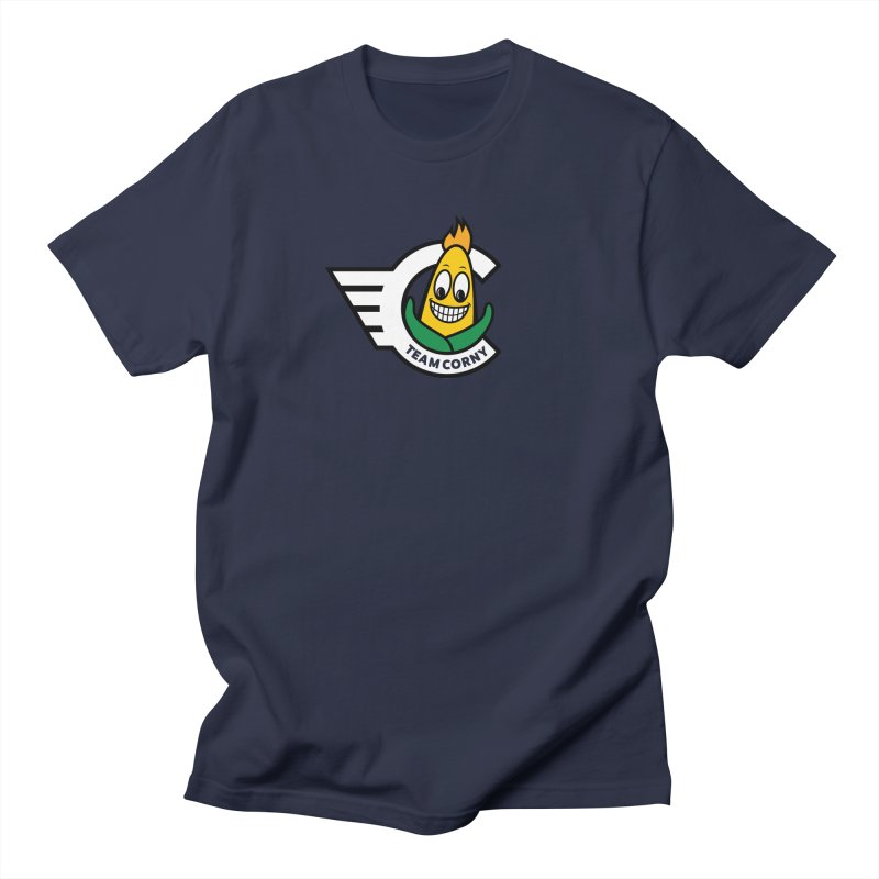 Team Corny 2018 Men's T-Shirt by TwistyMini Motoring Shirts