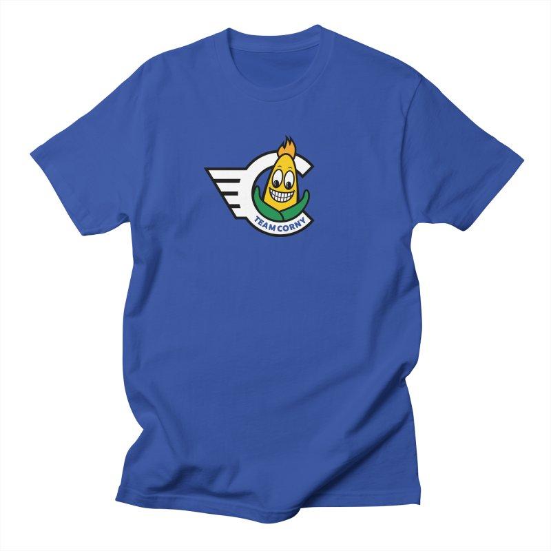 Team Corny 2018 Men's T-Shirt by TwistyMini Motoring Shirts